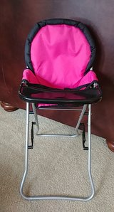 baby doll high chair in Spring, Texas