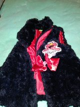 Elmo vest in Fort Campbell, Kentucky
