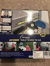 New table tennis To Go Set in Chicago, Illinois