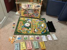 The Game of Life the Simpson's edition in Westmont, Illinois