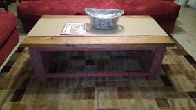 Farm style coffee table in Fort Polk, Louisiana