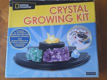 Crystal growing kit in Stuttgart, GE
