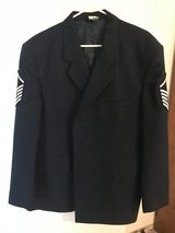 Class A Service Coat in Ramstein, Germany