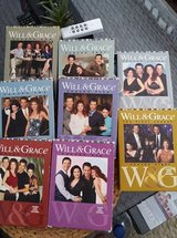 "DVD TV Series "" Will & Grace "" Complete Season 1-8 in Ramstein, Germany"