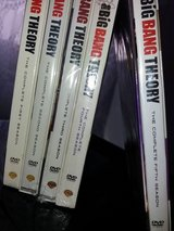 """NEW DVD TV Series """" The Big Bang Theory """" Complete Season 1-5 in Baumholder, GE"""