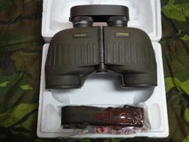 Steiner Military Binoculars 7x50 with ranging reticle in Wiesbaden, GE