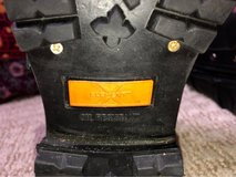 ladies X Element motorcycle boots 8.5 - new in Houston, Texas