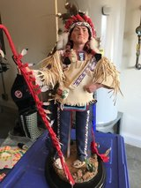 Danbury mint sitting bull in Pleasant View, Tennessee