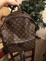 LV Large Backpack in Spring, Texas