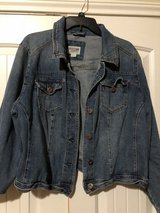Tommy Hilfiger Jacket and Mossimo Vintage Jean in Spring, Texas