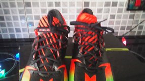 messi football boots as new size 9   adidas and boot bag in Lakenheath, UK