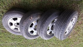 Tires (truck)  P235/75 R17 in Fort Rucker, Alabama