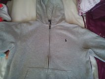 ralph lauren  hoodie  grey age  14yrs in Lakenheath, UK