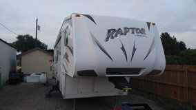 2009 Raptor Toy Hauler with Garage in Mountain Home, Idaho