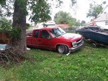 Parting out 95 Chevy C1500 in Fort Riley, Kansas