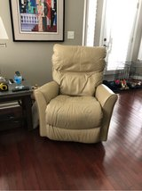 Lazy Boy Leather recliner in Lockport, Illinois