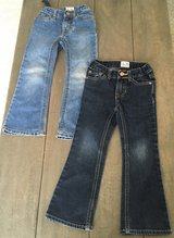 2 Pair of The Children's Place Adjustable Waist Jeans Size 4 in Quantico, Virginia