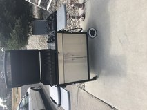 Weber 3 burner gas grill with side burner in Vacaville, California