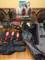 Tippman A5 and paintball gear in Warner Robins, Georgia