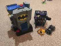 Batman toys and accessories in Yorkville, Illinois