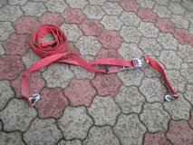 2 wide tie down straps, 2 inches wide in Ramstein, Germany