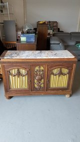 Dresser With Marble Top in Ramstein, Germany
