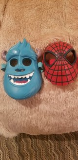 Masks in Naperville, Illinois