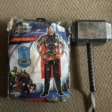 Like New Adult Standard Avengers Thor Muscle Costume in Sugar Grove, Illinois