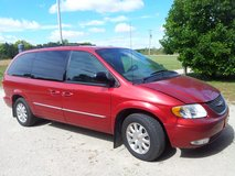2002 Chrysler Town & Country van with Bruno Joey Lift in Chicago, Illinois