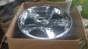 20 in Dodge Factory chrome wheels (4) in Kingwood, Texas