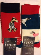 NEW: 2 pairs of Joules socks in Lakenheath, UK