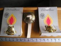 3 OIL LAMP BURNERS in Chicago, Illinois