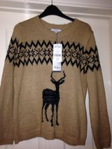New: NEXT Christmas Jumper. 14UK in Lakenheath, UK