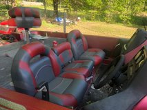 21' nitro bass boat with 250 EFI motor with 249 hrs on the motor.  New nitro bass boat seats, tw... in Fort Polk, Louisiana