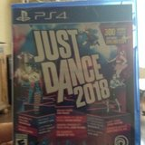 PS4 Just Dance 2018 in Fairfield, California