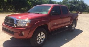 2015 Toyota Tacoma in Fort Bliss, Texas