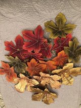 Fall Leaves in Fort Campbell, Kentucky