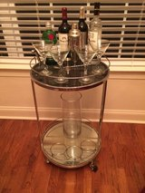 Bar cart in Perry, Georgia