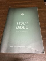 Holy Bible - New Testament, English Standard Version in Lockport, Illinois