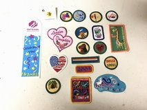 Girl Scout patches in St. Charles, Illinois