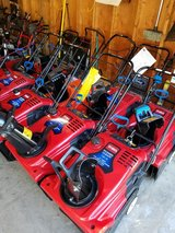"Snowblowers. Sales and repair. $150 and up 16"" To 26"" 2-stage available in Plainfield, Illinois"