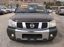 """2004 PATHFINDER ARMADA LE V8 AUTO 2WD """" ONE OWNER """" ONLY 90K MILES ..$6995 in 29 Palms, California"""