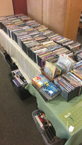 DVDs and VHSs in Fort Leonard Wood, Missouri