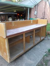 work bench solid wood in The Woodlands, Texas