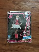 Monster High Dracula Dress for Holloween Costume Size 8-10 in Okinawa, Japan