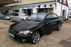 **Lexus IS 200 SE!**1 OWNER!! FREE ROAD TAX!! 6 MONTHS WARRANTY!! in Lakenheath, UK