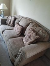 Couch & loveseat in Sugar Grove, Illinois
