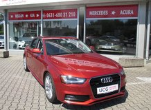 '15 Audi A4 2.0T Quattro Premium Plus in Spangdahlem, Germany