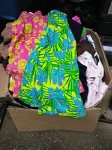 Box of Girl Clothes 3/4T in Conroe, Texas