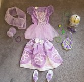 Disney Princess Sophia Outfit Lot in Fort Campbell, Kentucky